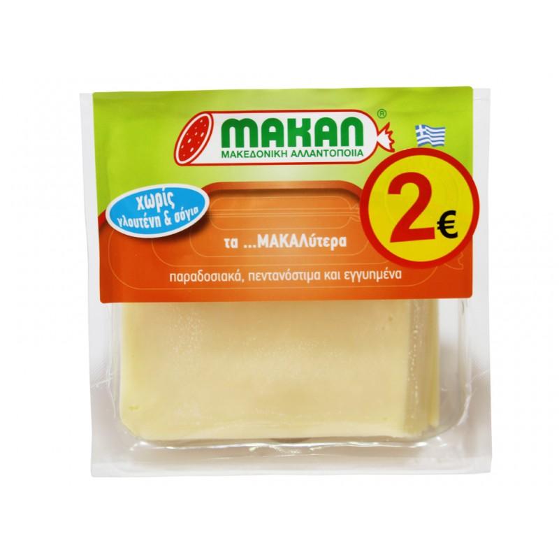 Τυρί Gouda φέτες